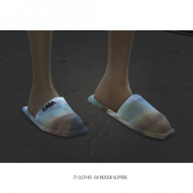 S4 indoor slippers at The77Sims3 image 271 Sims 4 Updates