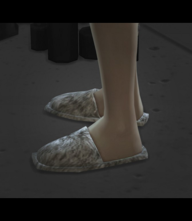 S4 indoor slippers at The77Sims3 image 281 Sims 4 Updates