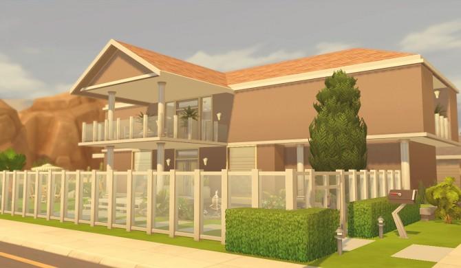 House 04 at Via Sims image 2813 Sims 4 Updates