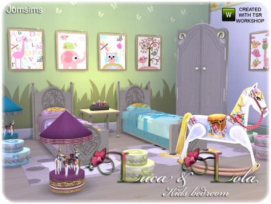 Nursery 187 Sims 4 Updates 187 Best Ts4 Cc Downloads