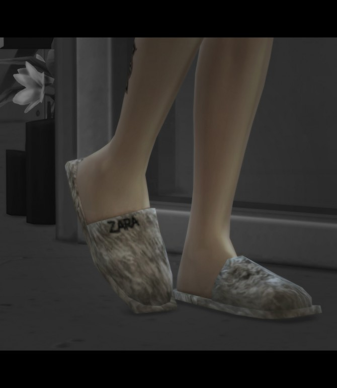 S4 indoor slippers at The77Sims3 image 291 Sims 4 Updates