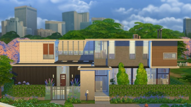 40 River Road house by Veronica Greeley at SIMple Realty image 2912 Sims 4 Updates