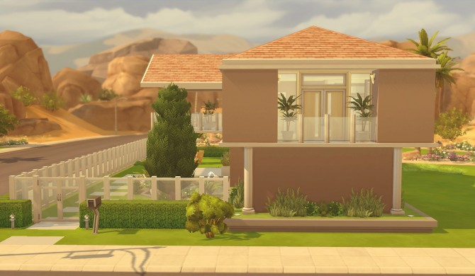 House 04 at Via Sims image 2917 Sims 4 Updates