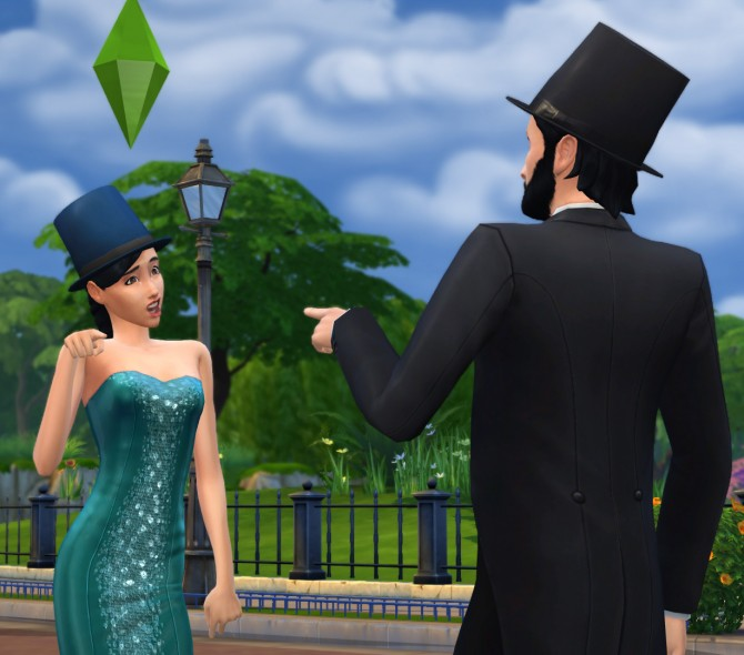 Tophats for gentlemen and ladies by count cosmos at Mod The Sims image 2918 Sims 4 Updates