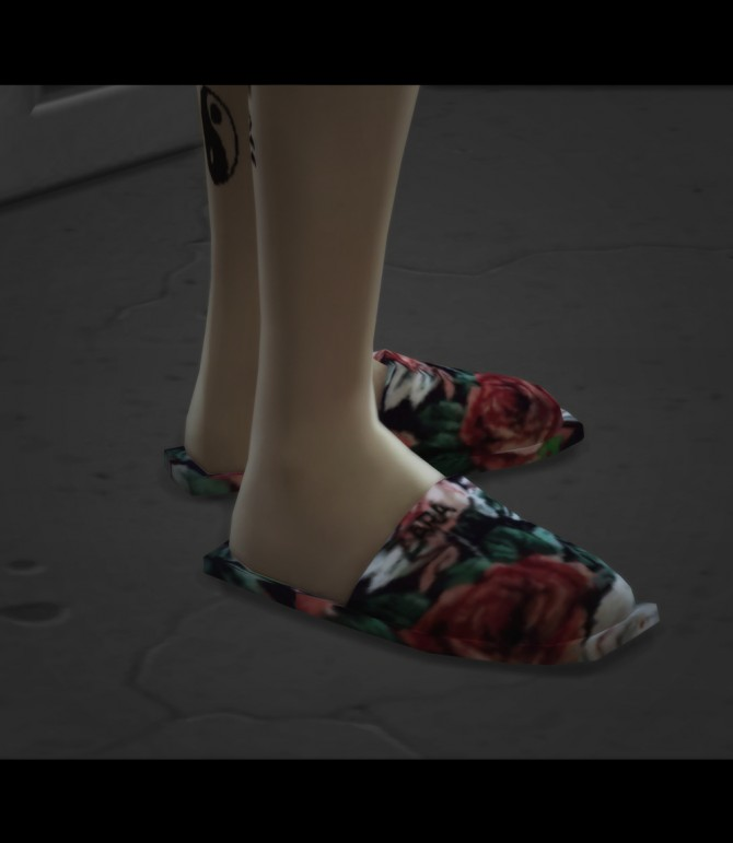 S4 indoor slippers at The77Sims3 image 301 Sims 4 Updates