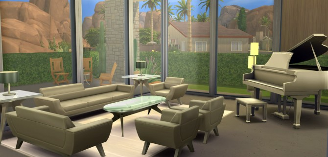 Fusion Residence by nafSims at Mod The Sims image 3019 Sims 4 Updates