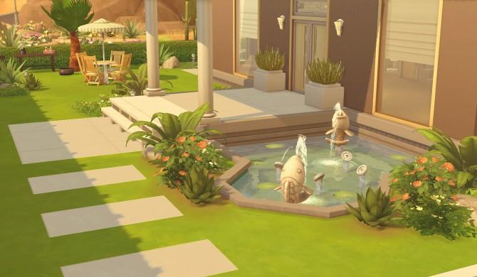 House 04 at Via Sims image 3121 Sims 4 Updates