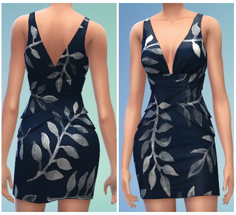 6 Formal Dress Recolors at The Simsperience image 315 Sims 4 Updates