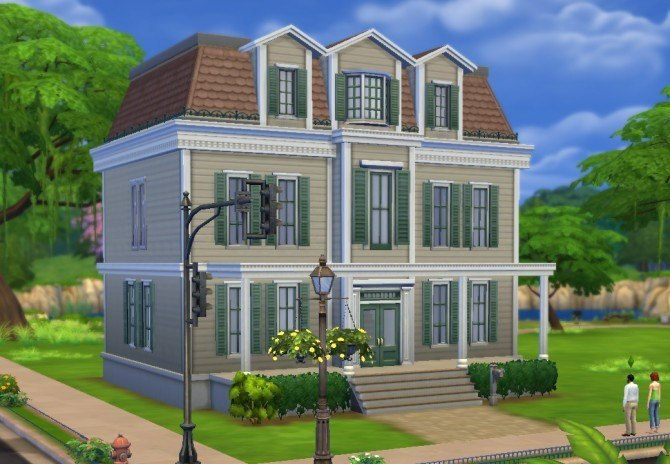 More Corners for Maxis Siding by plasticbox at Mod The Sims image 3241 Sims 4 Updates