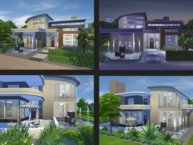 Juneau house by Chemy at TSR image 3381 Sims 4 Updates