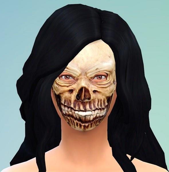 Sims 4 Halloween Mask at 19 Sims 4 Blog