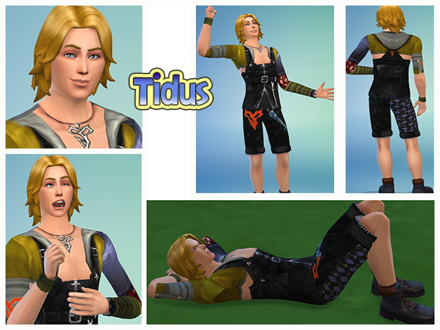 The Sims 3 Final Fantasy Mods