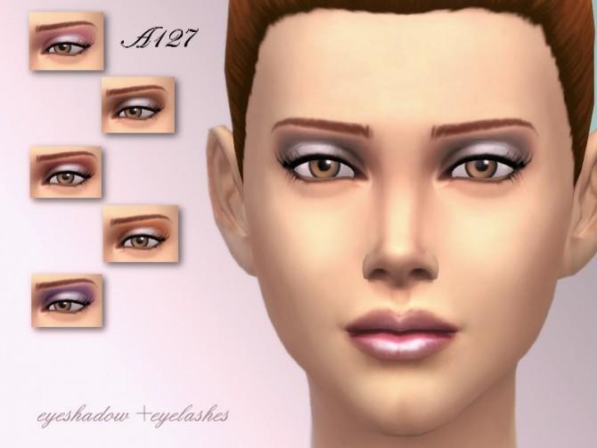 Eyeshadow n 001 at Altea127 SimsVogue image 412 Sims 4 Updates