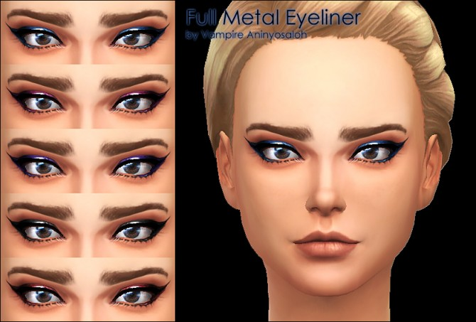 Sims 4 Cc Skin Colors Hairstyle Gallery