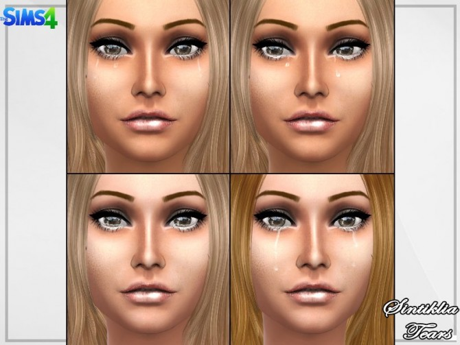Sims 4 Ters for females and males at Sintiklia Sims