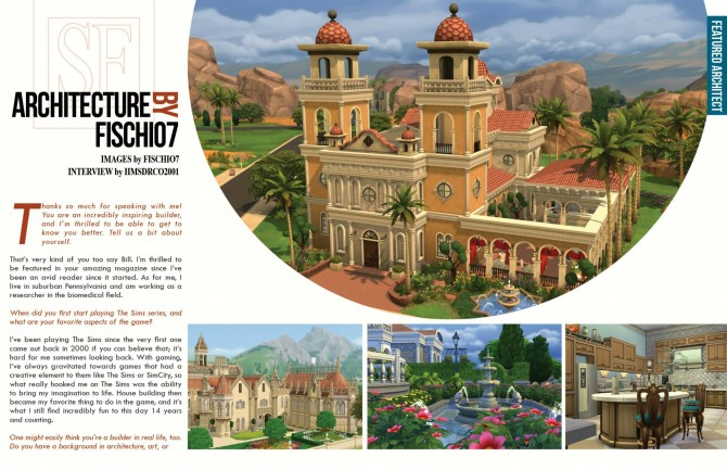 SF Magazine issue 27 – Something Wicked image 4571 Sims 4 Updates