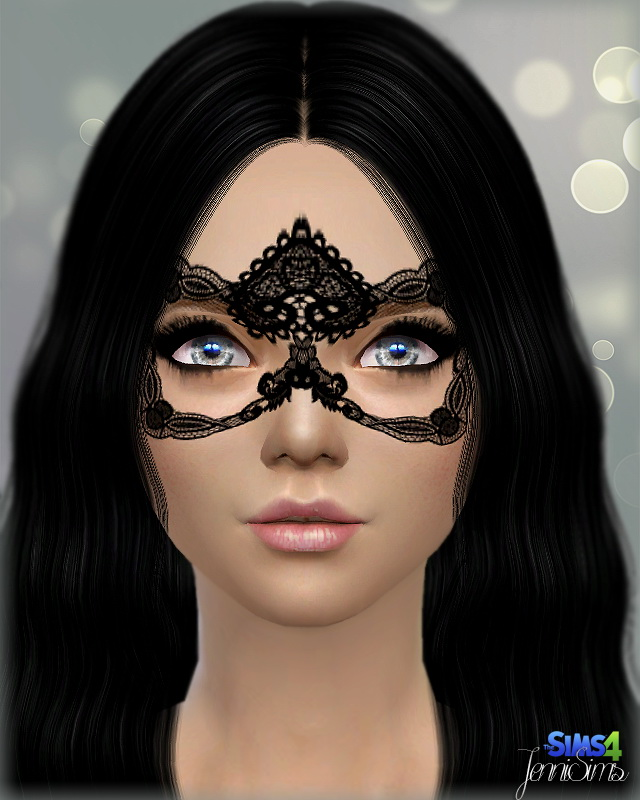 Face Paint And Mask Makeup At Jenni Sims 187 Sims 4 Updates