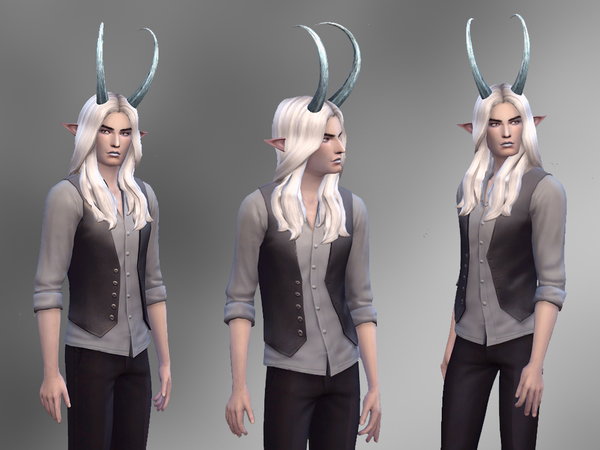 Betrayal Horn by notegain at TSR image 47101 Sims 4 Updates