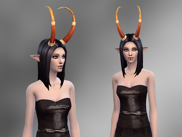 Betrayal Horn by notegain at TSR image 48101 Sims 4 Updates