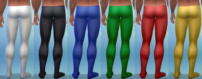 The sims 3 mens pantyhose