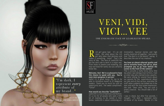SF Magazine issue 27 – Something Wicked image 5071 Sims 4 Updates