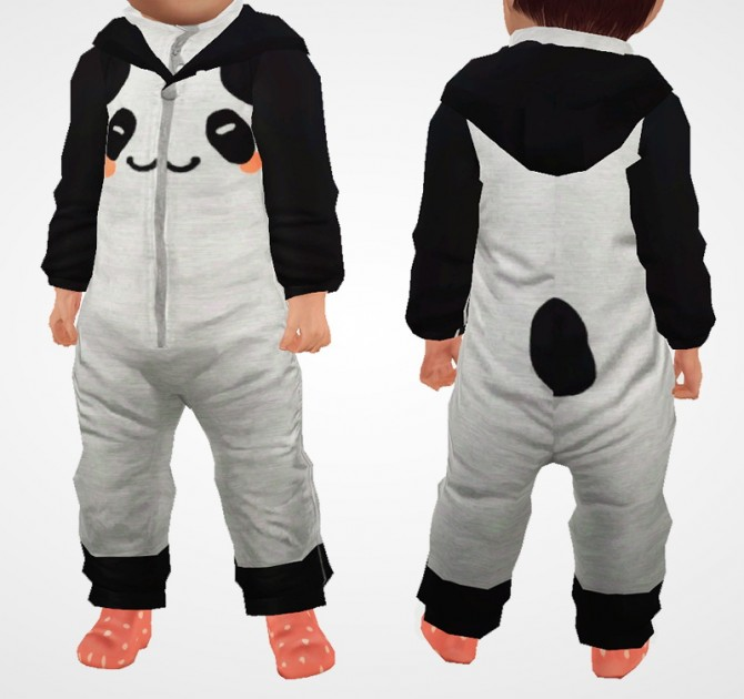 Kids Jumpsuits Jumpers At Chisami 187 Sims 4 Updates