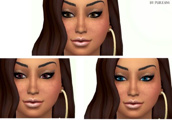 Sims 4 Clothes, tattoos, hairs...by Puresim at TSR