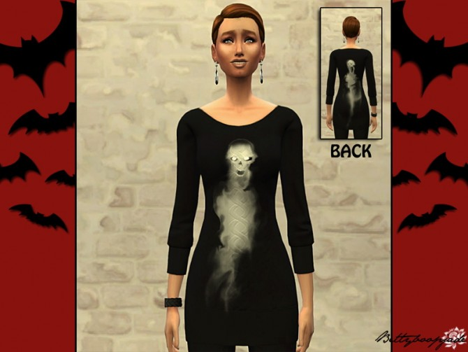 HAPPY HALLOWEEN dresses at Sims Artists image 63101 Sims 4 Updates