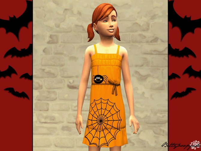 HAPPY HALLOWEEN dresses at Sims Artists image 64101 Sims 4 Updates