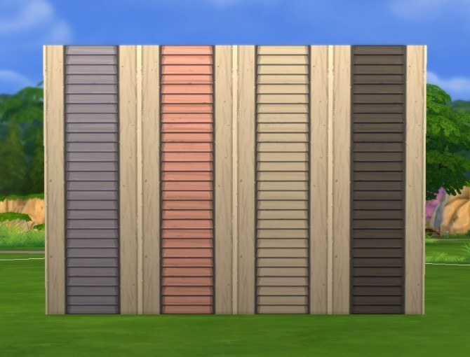 Simple Siding Add On: Left/Right Edge by plasticbox at Mod The Sims image 6731 Sims 4 Updates