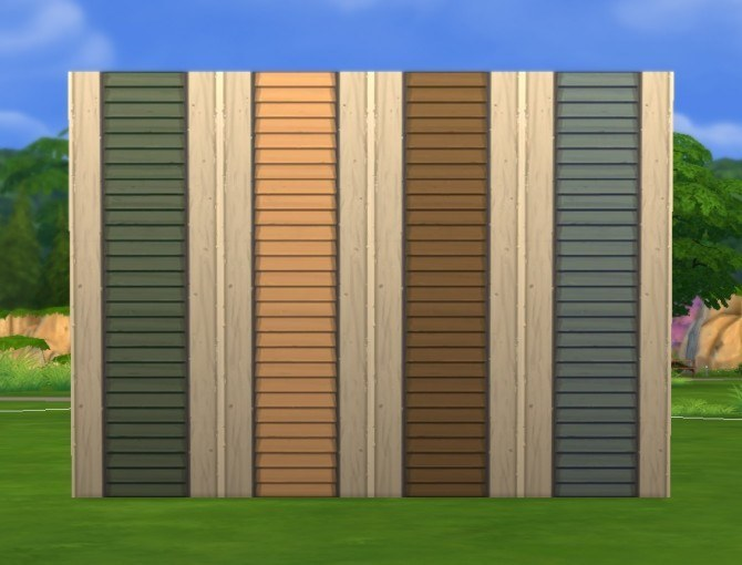 Simple Siding Add On: Left/Right Edge by plasticbox at Mod The Sims image 6841 Sims 4 Updates