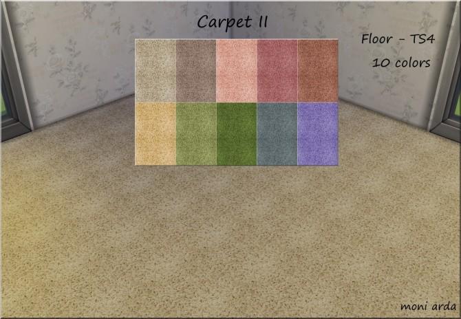 Sims 4 Carpet II   Floor at ARDA