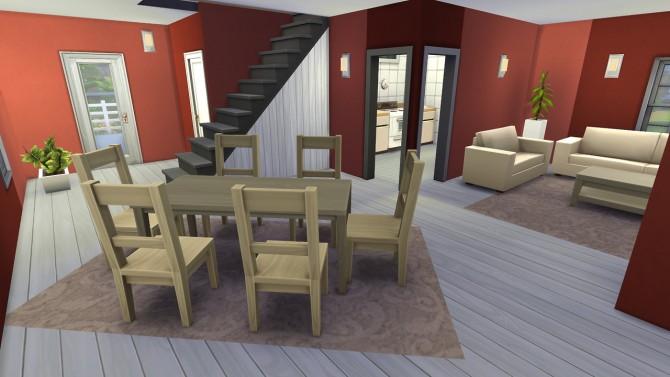 Larger Scandinavian Cabin at Totally Sims image 777 Sims 4 Updates