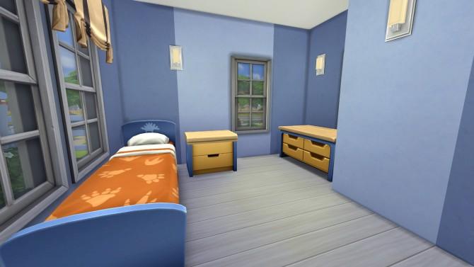 Larger Scandinavian Cabin at Totally Sims image 788 Sims 4 Updates