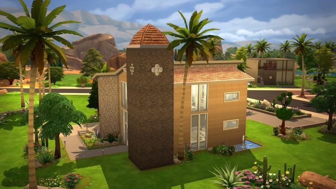 Alpha house at Fezet's Corporation image 7913 Sims 4 Updates