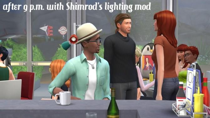 Dons diner V2 at Jenba Sims image 7921 Sims 4 Updates