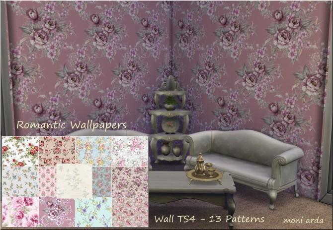 Sims 4 Romantic Wallpapers at ARDA