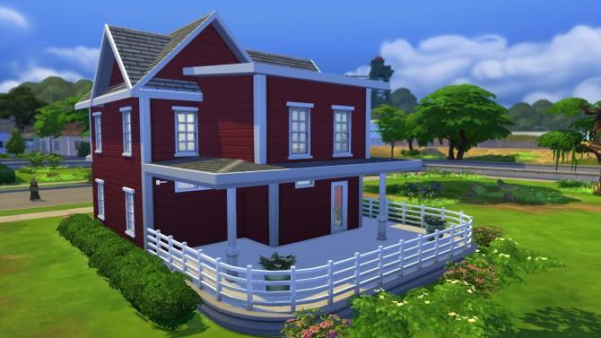 Larger Scandinavian Cabin at Totally Sims image 799 Sims 4 Updates