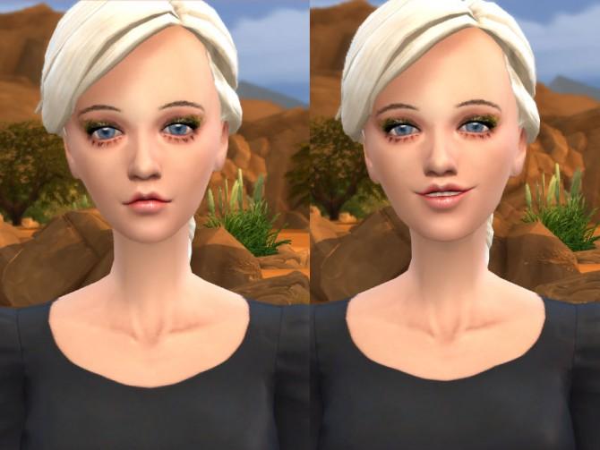 Sims 4 Elena Shang at Sakura