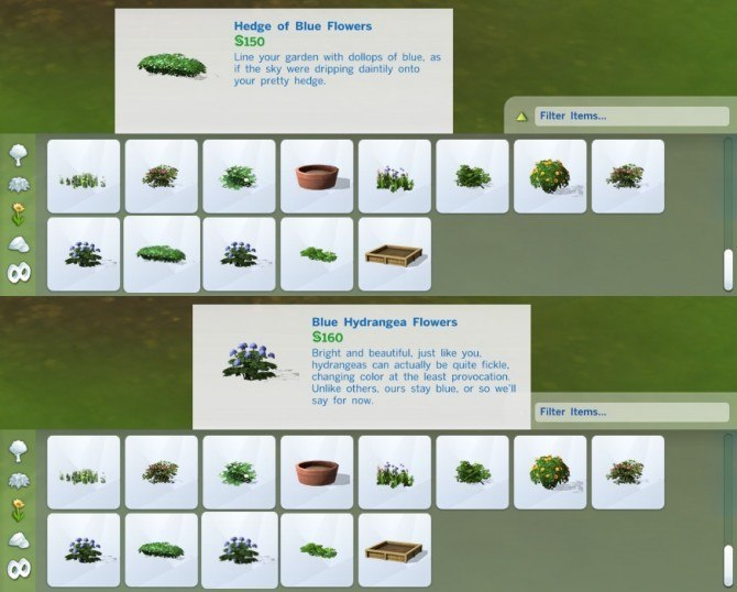 Sims 4 Liberated Plants 2 by plasticbox at Mod The Sims