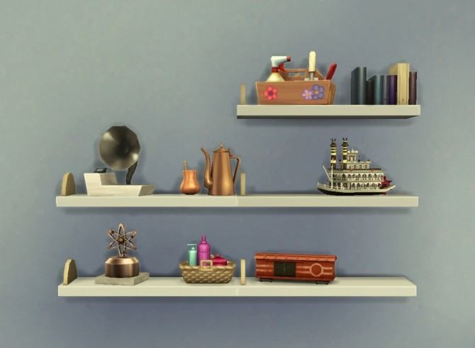Clutter Anywhere by plasticbox at Mod The Sims image 82131 Sims 4 Updates