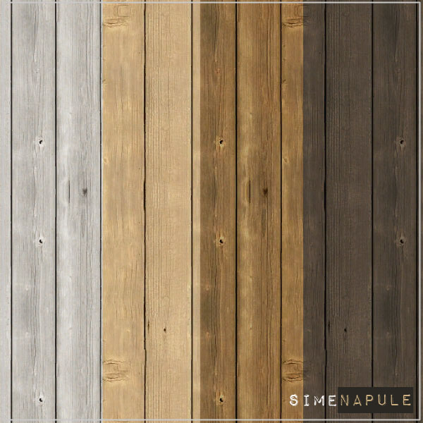 Wood Walls By Ronja At Simenapule 187 Sims 4 Updates