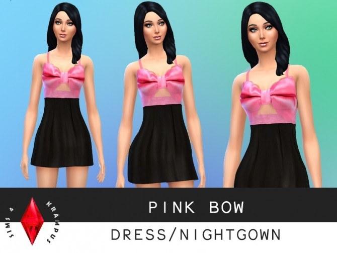Tees, sweater, jacket and dress at Sims 4 Krampus image 8281 Sims 4 Updates