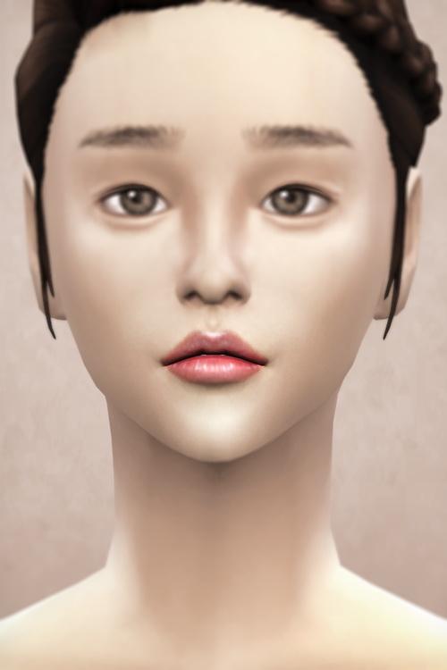 Sims 4 Lips N2 at Paulean R