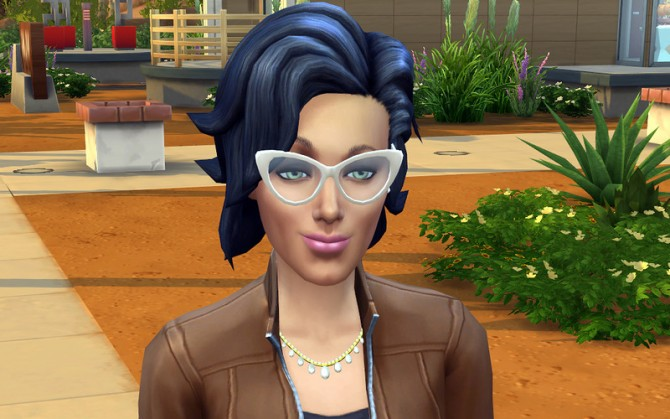 Sims 4 Regina by ihelen at ihelensims
