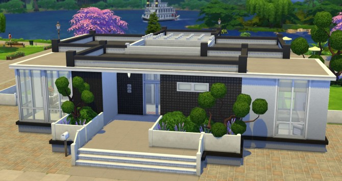 Design house sims 4 House and home design