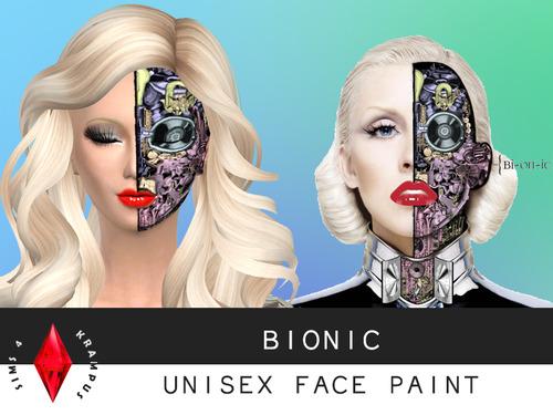 Bionic face at Sims 4 Krampus image 10216 Sims 4 Updates
