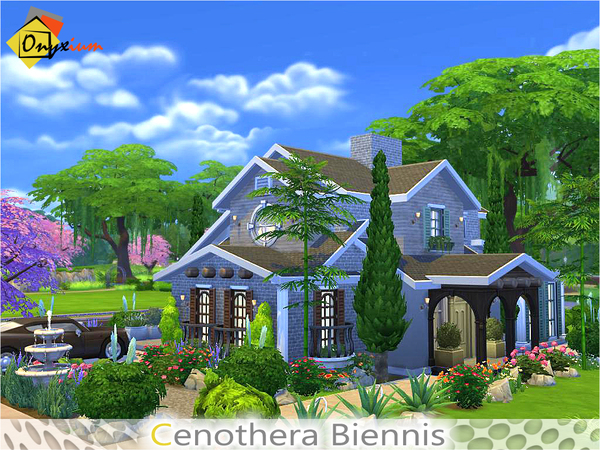Cenothera Biennis home by Onyxium at TSR image 11107 Sims 4 Updates