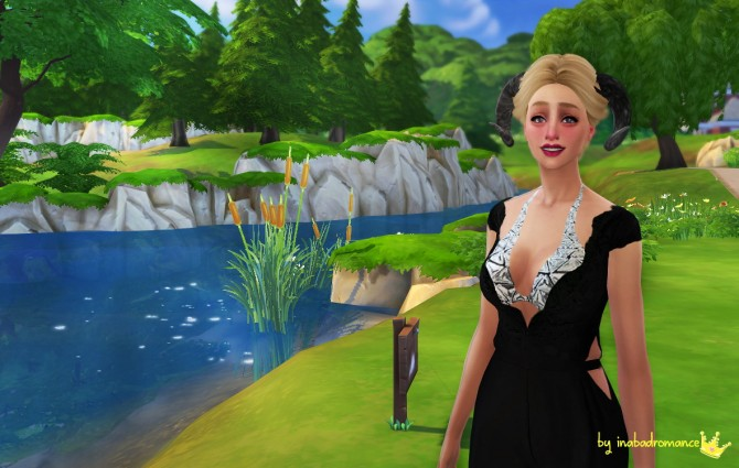 Mother Nature collection at In a bad Romance image 1154 Sims 4 Updates