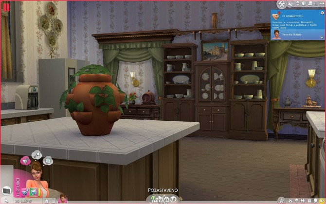 Sims 4 FLORESSA Mansion at JarkaD Sims 4 Blog